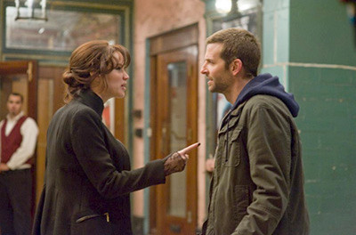 The Llanerch to JLaw's House, Silver Linings Playbook Mapped
