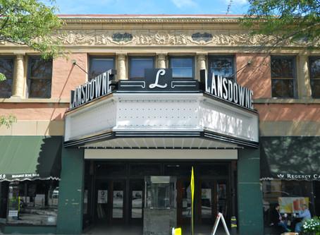 Lansdowne Theater Façade To Be Restored