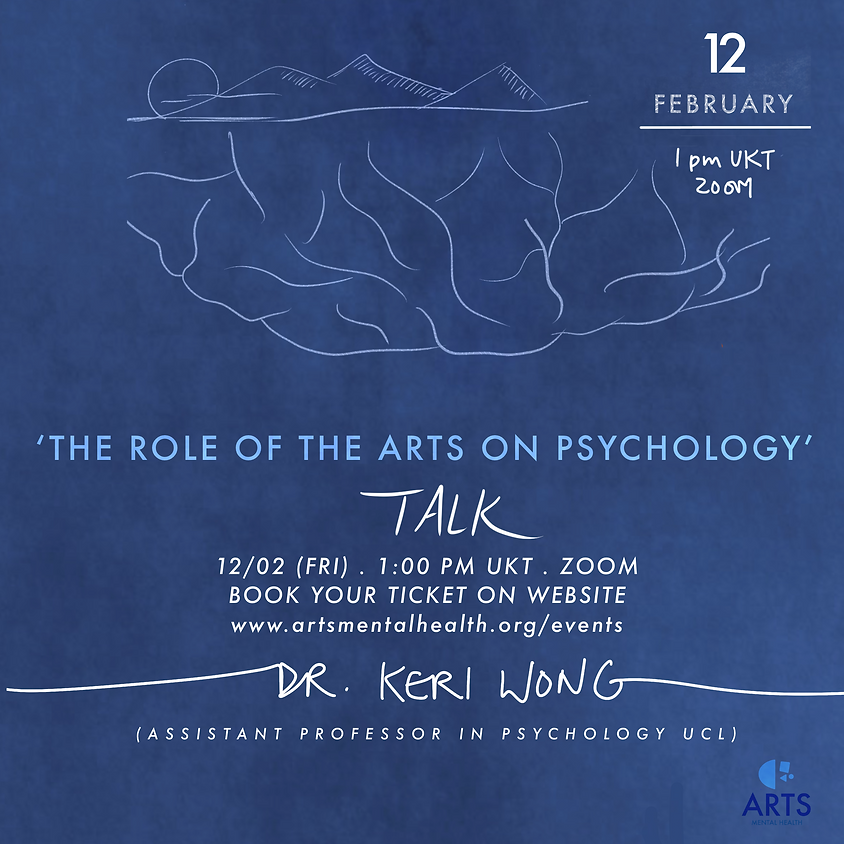 TALK: The Role of the Arts on Psychology