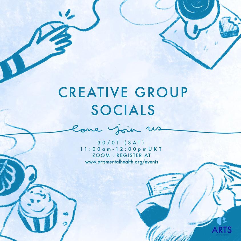 Creative Group Socials