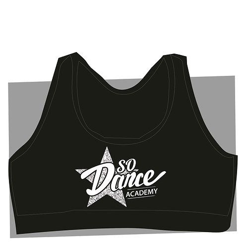 SO Dance Academy Crop Top (Kids)