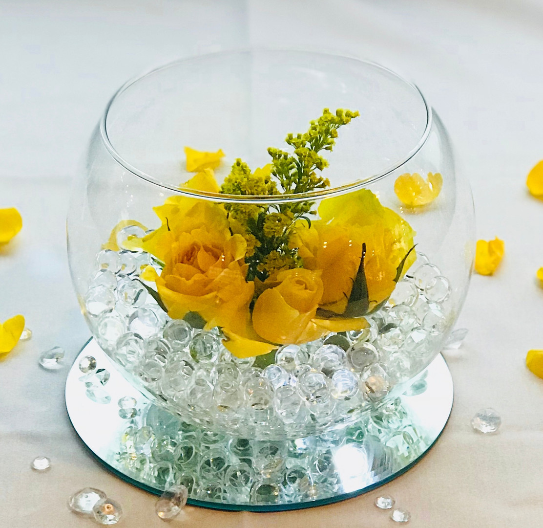 Prom Floral Decor