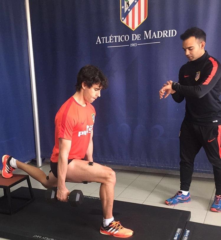David Chorro Atlético de Madrid