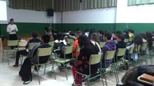 """Conferencia """"Un Sueño desde Niño"""" en el IES Elisa y Luis Villamil"""