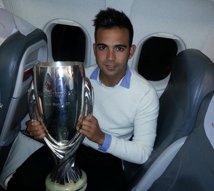 David Chorro Europa League