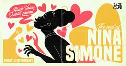 The Soul of Nina Simone flyer