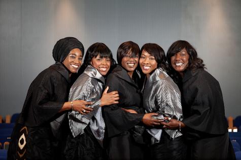 The Ladies of Black Voices