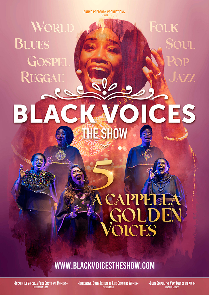 Black Voices The Show Promo