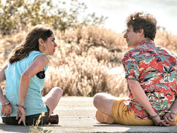 """Review: """"Palm Springs,"""" a time loop romance with humor and pathos"""