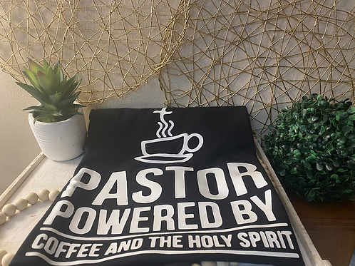 Powered Pastor