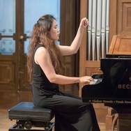 Tianhong Yang | Artista de enseñanza de piano