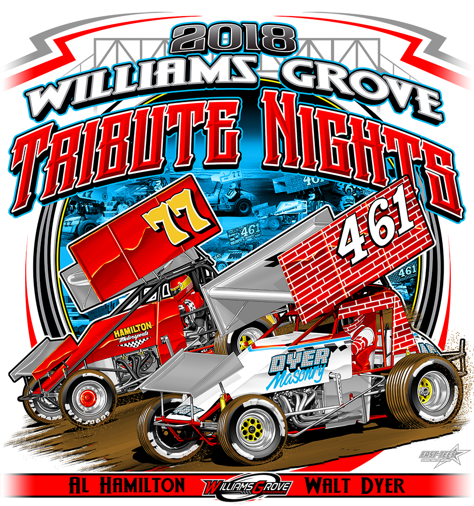 Williams Grove Tribute Nights '18