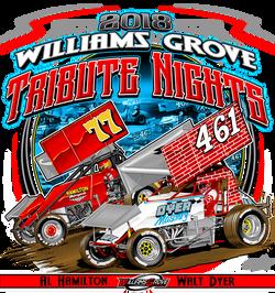 Williams Grove Tribute Nights '18