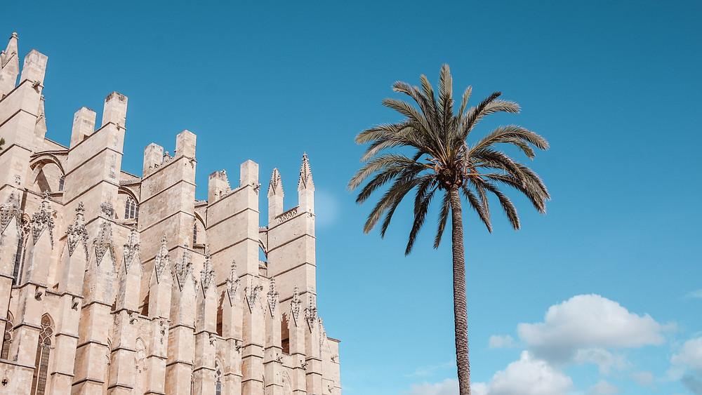 Catedral-Basílica de Santa María de Mallorca, Palma, Spain