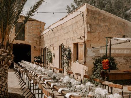 Finca Alaiar: Unsere Hochzeitsfinca auf Mallorca