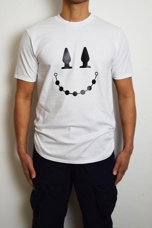 Plug and Play T-shirt White/B