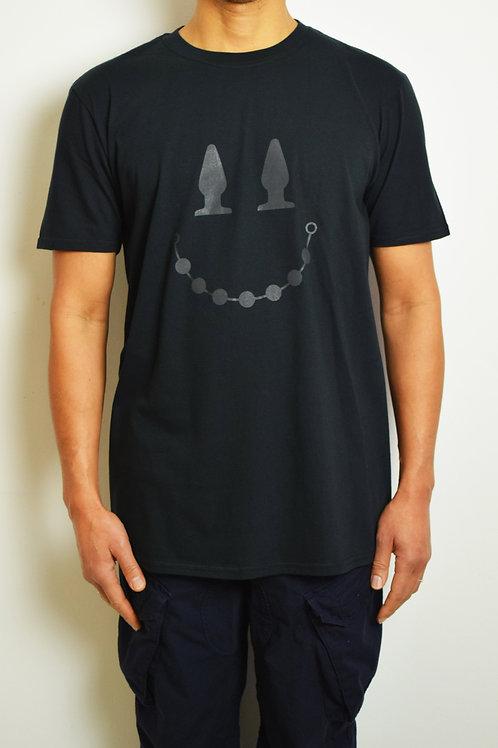Plug and Play T-shirt Black/B