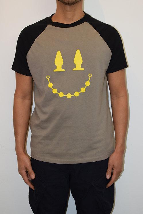 Plug and Play T-shirt  Grey/Y