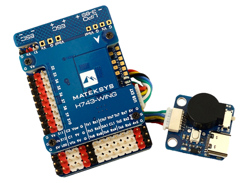 Matek Systems H743-WING