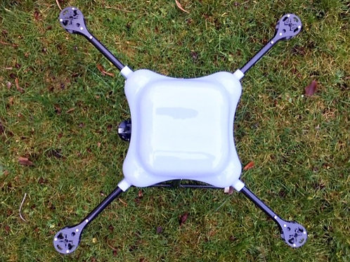 White Shell for CarbonCore Cortex X8 Multicopter