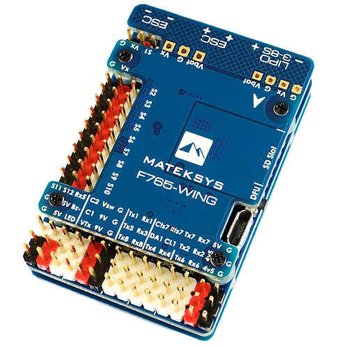 MATEK SYSTEMS Flight Controller F765-WING