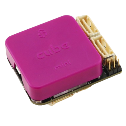 Cube mini (pink)