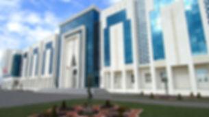 Konya Adalet Sarayi detaylı temizliği