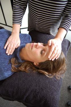 Karin healing