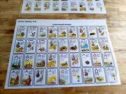Mille Lenormand kaarten