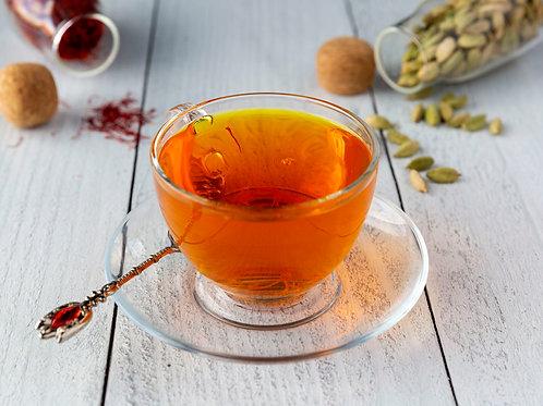 safrron tea