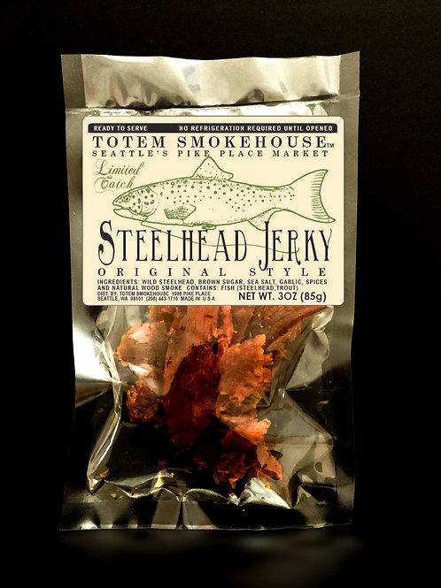 3 oz Wild Steelhead Jerky