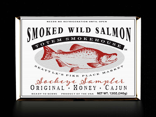 12 oz Sockeye Sampler Gift Box