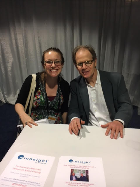 Dr. Gina and Dr. Dan Siegel