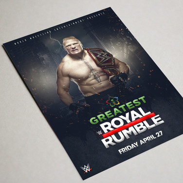Greatest Royal Rumble #2