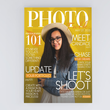 PhotoTalk Candace Cover