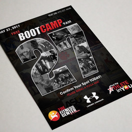27 Bootcamp Flyer