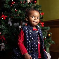 Christmas Shoot with Tiffany