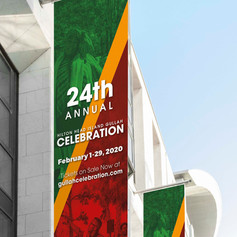 Gullah Celebration banner 2