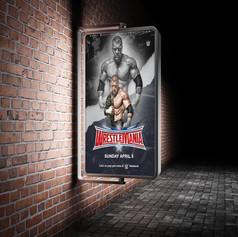 WWE Fan Poster