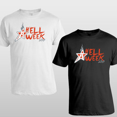 Hell Week Fitness t-shirt