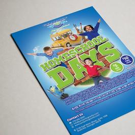 Homeschooler Flyer