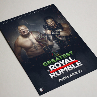 Greatest Royal Rumble #3