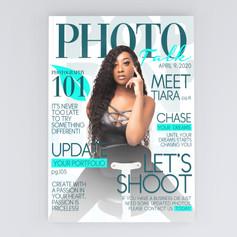 PhotoTalk Tiara Cover