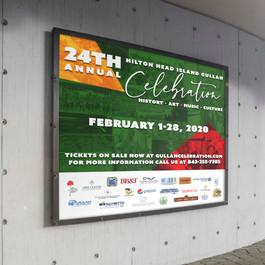 Gullah Celebration Banner
