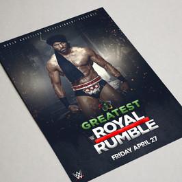 Greatest Royal Rumble #4