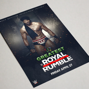 Greatest Royal Rumble #4