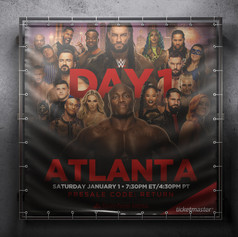 WWE Day 1 Banner 4