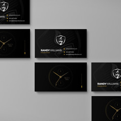 Talley & Twine Business card