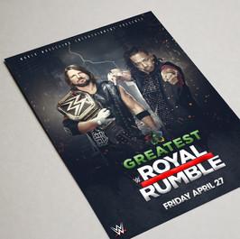Greatest Royal Rumble #1