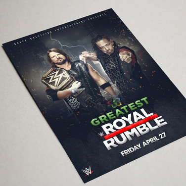 Greatest Royal Rumble #1